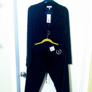 Juicy Couture Tracksuit Jacket and Pants SzXL